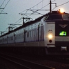 1998年の新疋田付近汚写真、国鉄形車両・怒濤の連発