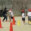 1年生:体育 クラス対抗リレー