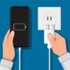【iPhoneの充電問題】充電器を替えるだけで充電器速度が倍変わる
