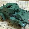 タミヤ 1/48 7t4輪装甲車Mk.IV その2