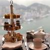 香港 アフタヌーンティー(リッツカールトン THE LOUNGE & BAR)