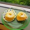 晩白柚のクラフティ & 愛媛のオレンジのクラフティ