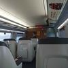 中国の新幹線(上海~常州)に乗るならビジネスクラスが絶対おすすめ!この金額差でこの待遇差は驚異的です!