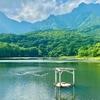 鏡池(長野県戸隠)
