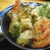 天ぷらが出てきたら、脇目もふらずに食べるのがオススメ