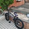 BMXを買ったのでサイクルスタンド(ミノウラ DS-800とIberaの自転車用ハンガー)を二種類新調したはなし
