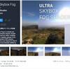 【無料アセット】普通のSkyboxとはひと味違う!フォグと太陽をカスタマイズできる空の絵作りシェーダ「Ultra Skybox Fog」/ 電気系統が壊れた時の火花パーティクル「Ultra Emissive Particles Shader」スケーリングのパフォーマンスを検証