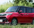 【トヨタ新型タンク最新情報】2020年11月マイナーチェンジ発表!タンクカスタム、燃費や価格、発売日は?