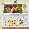 ラスカル弁当/My Homemade Boxed Lunch/ข้าวกล่องเบนโตะ