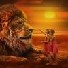 気になるライオン