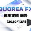 【運用3ヵ月】AIロボに任せるFX!QUOREA FX(クオレア)運用経過報告