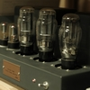 EL34 三結シングルアンプの制作 その4