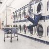 洗濯機、逝く