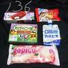 お菓子祭り!今回は新商品と言うより期間限定や夏季限定商品増えたっぺよ!