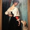 1F 1800-1900 [2/2 犬とファンゴッホ][通常展4/9] @アムステルダム国立美術館