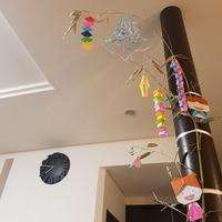 イベント大切、子供が大喜びだった!家で「七夕飾り」をしてみた