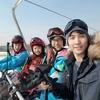 北京でスキー!!