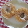 今日のお昼ご飯はリングドーナツ【意識低い】