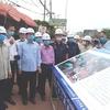 Vientiane Times ラオス中国鉄道建設ほぼ完了