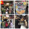 香港九龍中心地いつも行列の店・・・利強記北角鶏蛋仔