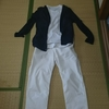 挑戦!夏の私服の制服化