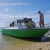 【与論観光】TomeCruise(トメクルーズ)で百合が浜にいってきました(^^)/