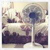 扇風機を購入、日立の扇風機を選んだ理由とレビュー。【ハイポジション扇HEF-DC3000】