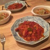 鶏肉のトマト煮込み、ポトフ