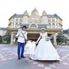 当日レポ【8】フォトロケ(ホテル・メインエントランス)〜ロイヤルドリームウェディング