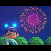 はじめてのどうぶつの森【あつ森プレイ日記112】初めての花火大会