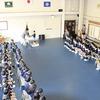 卒園式リハーサル