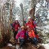 公募プラン「本格雪山登山 冬の稲村ヶ岳」開催しました