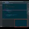 Xcodeのデバッグコンソール画面が勝手に閉じて不便なやつ対策