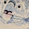 中川区の歯医者さんで出店のお知らせ! 今月の刺繍は東山動物園の人気者♪