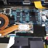 ThinkPad X1 Carbon (3443) のバッテリーはシロウトでも交換できる