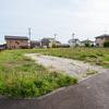 住宅街の空き地6