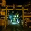 深夜の江ノ島