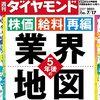 週刊ダイヤモンド 2021年07月17日号 5年後の業界地図 株価 給料 再編/武田薬品 破壊と創造