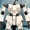 <MGEX RX-0 ユニコーンガンダム Ver.Ka>を作る(6)