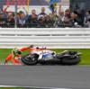 ★MotoGP2016イギリスGP イアンノーネ「腕の痛みにより、片手で操縦していた。」