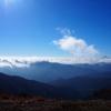 【奥多摩】鷹ノ巣山~雲取山 酉年と2017年記念、東京都最高峰へ至る絶景と失敗の山旅