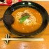 大阪日本橋の四川食房福龍で名物の担々麺を頂いてきました