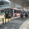 電車とバスをのりついでJR岡崎駅まで - 2019年7月にじゅうよっか