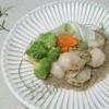 ❥帆立と冬野菜のデュクセルワインソース~ロマネスコ~