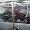 バイクでの交通事故の顛末