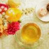 GODIVAで楽しむ日本の心♡ 桜色のマカロンと緑茶のハーバルブレンドティー