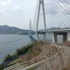 しまなみ海道のこと その8 生口橋〜因島フラワーセンター