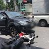マラソン大会前日にバイク事故!その結果・・【ウボンマラソン2018】