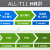 HR群の治療計画