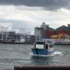 天保山渡船とコロナ禍の移動 20210418